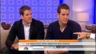 Download Life after Facebook Winklevoss twins back new site Video