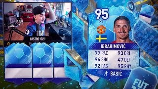 Download 95 IBRA IN A PACK! 5 BLUE TOTT WALKOUTS! FIFA 17 Video