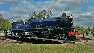 Download Didcot Railway Centre - May Steam Gala - 05/05/13 Video