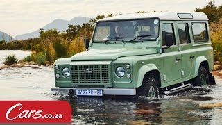 Download Land Rover Defender Heritage Edition – Farewell Review Video