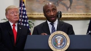 Download Merck CEO resigns from Trump's American Manufacturing Council Video