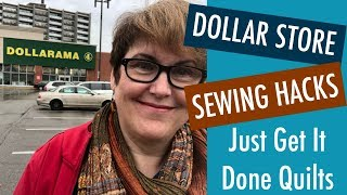 Download Budget Sewing- Tools & Hacks from the Dollar Store Video