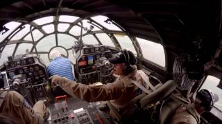 Download Crawl through a B-29 Superfortress IN FLIGHT! + Real-Time procedures / ATC - Oshkosh AirVenture! Video