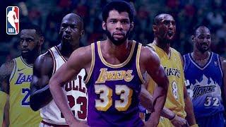 Download The NBA's Top 5 All-Time Leading Scorers | LeBron, Jordan, Kobe, Malone, Kareem Video