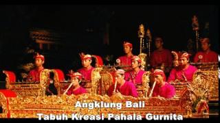 Download Angklung Bali | Tabuh Kreasi Pahala Gurnita Video