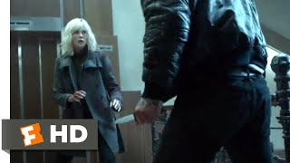 Download Atomic Blonde (2017) - Savage Stairwell Fight Scene (5/10) | Movieclips Video