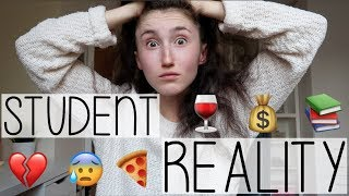 Download UNIVERSITY STUDENT EXPECTATIONS VS REALITY | ALCOHOL, FRESHERS WEEK, MONEY, JUNK FOOD + WORKLOAD Video