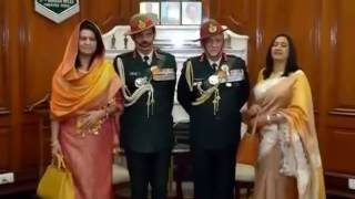 Download Bipin Rawat takes charge as the next Army Chief Video