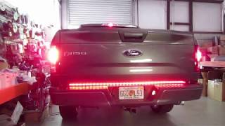 Download How to install a 5 function LED truck light bar Video