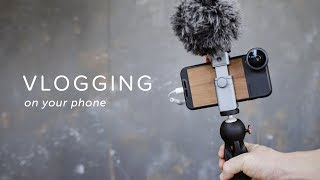 Download How To Vlog On Your Phone | The Gear You Need Video