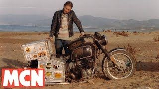 Download Part 1: Travelling the world, by Elspeth Beard   Interviews   Motorcyclenews Video