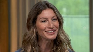 Download Gisele Bündchen teams up with Paul Hawken for environmental advocacy Video