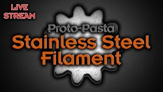 Download Testing Proto-Pasta Stainless Steel Filament Video