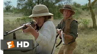 Download Out of Africa (6/10) Movie CLIP - Karen Takes the Shot (1985) HD Video