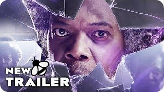 Download Glass All Trailer Teasers (2018) M. Night Shyamalan Movie Video