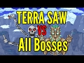 Download Terraria: Terra Saw Vs All Bosses- Including Ragnarok Video