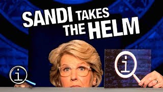 Download QI | Sandi Toksvig Takes The Helm Video