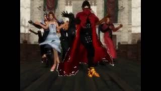Download [MMD] Ievan Polkka (Final Fantasy VII) Video