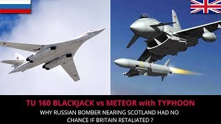 Download TU 160 vs METEOR with TYPHOON - FULL ANALYSIS Video