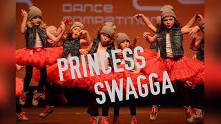 Download Princess Swagga | 5-6 year old Hip Hop Crew Video