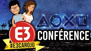 Download CONFÉRENCE PLAYSTATION E3 2018 (Last of Us 2, Death Stranding, Ghost of Tsushima, RE2...) Video