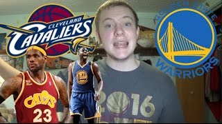 Download Cavaliers get blown out by the Warriors, yes LeBron its a rivalry Video