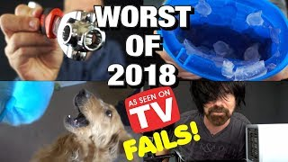 Download 10 Worst As Seen on TV Products of 2018 Video