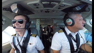 Download First Day As An Airline Pilot, Hawaii Style Video