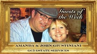 Download Thrifty Business Season 3 #24 John & Amanda Giustiniani Estate Liquidation Services Video