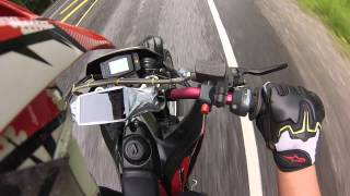 Download 50cc yamaha dt 105 km/h @ gps Video