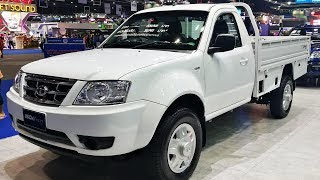 Download TATA Xenon Single Cab 150 - NX-Pret HD ราคา 509,900 บาท Video