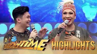 Download Vice shares his biggest ″bubog″ | It's Showtime Video