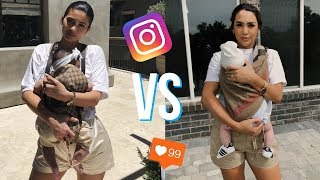 Download COPYING KYLIE JENNER'S ″MOM LIFE″ INSTAGRAM PHOTOS | ALEXANDREA GARZA Video