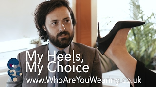 Download My Heels, My Choice | Who Are You Wearing? Video