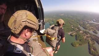 Download U.S. Army Ranger Water Jump Video
