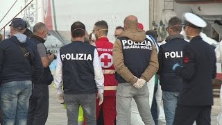 Download Security stepped up in Italy amid terror threat Video