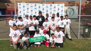 Download Hideki Matsui Visits Kips Bay Boys & Girls Club Video