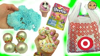 Download Squishy Cupcakes, Christmas Foam, Shopkins Blind Bags + More - Target Holiday Haul Video Video
