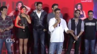 Download Housefull 3 Comedy Scenes - Akshay Kumar Funny At Song Launch Video