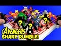 Download Avengers Toys Shake Rumble & Toy Opening + Spiderman Toys & Antman by KidCity Video