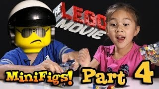 Download LEGO MOVIE MINIFIGURES!!! Box of Blind Bags Opening - PART 4 Video
