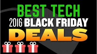Download The BEST Black Friday 2016 Tech Deals! Amazon, Best Buy, Target, Walmart! Video