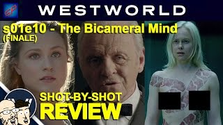 Download Westworld Finale s01e10 ″The Bicameral Mind″ Shot-by-Shot Recap, Review & Discussion Video