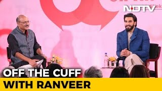 Download Ranveer Singh Has 'No Issues' Being 'Objectified' Video