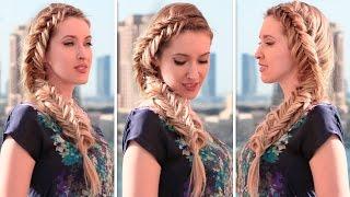 Download Tuto tresse épi de blé ❤ Coiffure pour les fêtes à la Elsa, Reine des Neiges Video