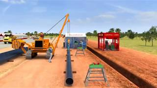 Download PIPELINE CONSTRUCTION SYSTEM Video