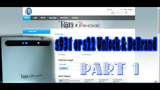 Huawei B315s 936 Full admin access universal Firmware Free Download