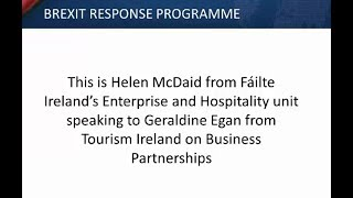 Download Insider Tips Ireland | Geraldine Egan Tourism Ireland, Dublin Office Video