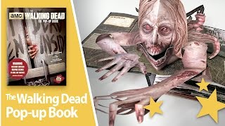 Download The Walking Dead Pop-Up Book - Review and Close-up Video