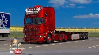Download [ETS2 v1.26] Scania R SCS Mega Tuning v2 + ALL DLC´s ready Video